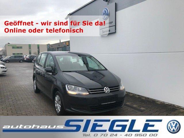 Volkswagen Sharan 1.4 TSI Winterpaket*AHK*SH, Jahr 2015, Benzin