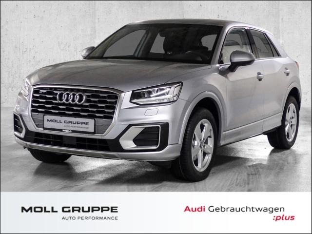 Audi Q2 30 TFSI sport (Navi*LED*Sitzheiz*Einparkhilfe), Jahr 2019, Benzin