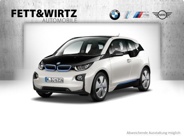 BMW i3 REX 60Ah NAviProf. Schnell-Laden SHZ, Jahr 2015, Hybrid