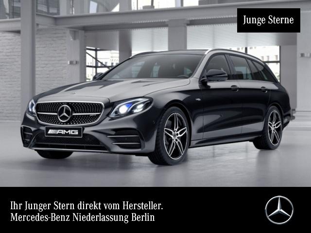 Mercedes-Benz E 53 AMG T 4M+ Fahrass.Wide.HuD.Pano.Multi.COM., Jahr 2019, Benzin