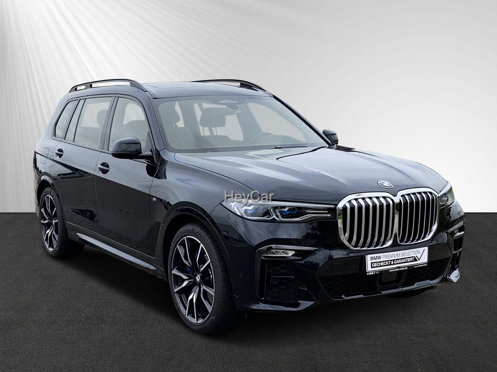 BMW X7 xDrive40i M-Sport AHK Leas. ab 1049,- br.o.Az, Jahr 2019, Benzin