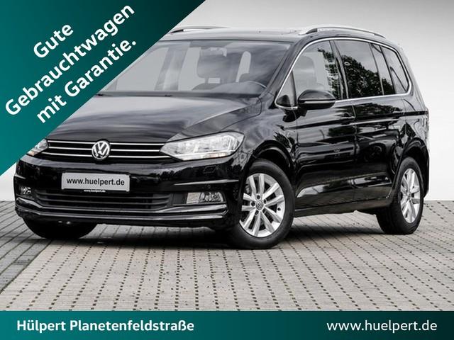 Volkswagen Touran 2.0 TDI Comfort DSG NAVI AHK STHZ PANO CAM DAB+ APP-CONN ACC, Jahr 2017, Diesel