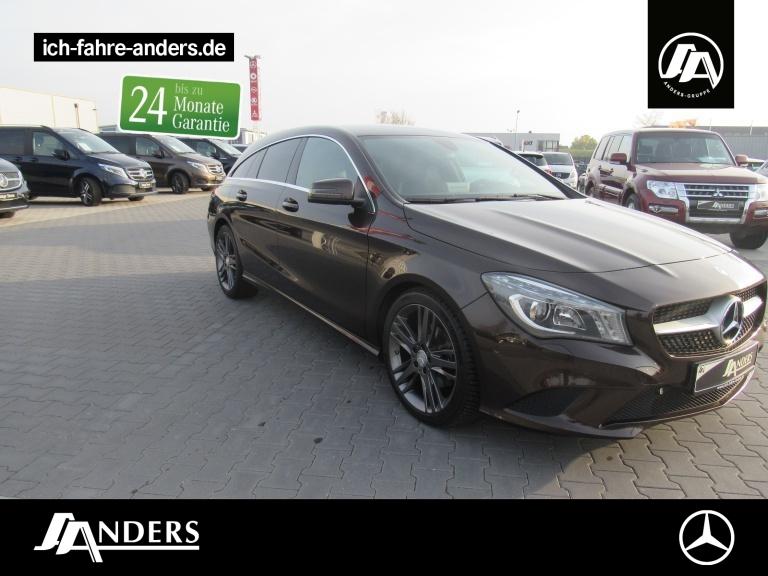 Mercedes-Benz CLA 220 d SB Urban+Navi+SHZ+LED+PDC+el. Heckkl., Jahr 2015, Diesel