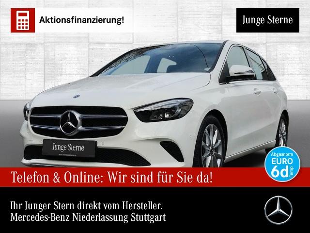 Mercedes-Benz B 180 LED AHK Totwinkel Spurhalte Navi Tempomat, Jahr 2019, Benzin