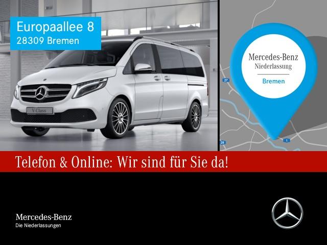 Mercedes-Benz V 220 d EDITION Lang Sportp. Kamera Spurp. Navi, Jahr 2019, Diesel