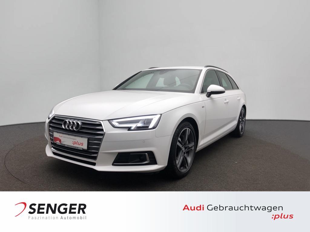 Audi A4 Avant 3.0 TDI sport Assistenzpaket ACC AHK, Jahr 2018, Diesel