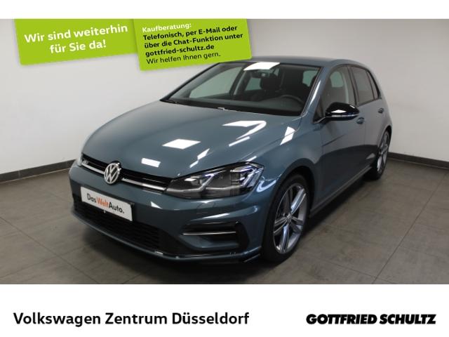 Volkswagen Golf 1.6 TDI Comfortline *LED*Dynaudio*R-Line*ParkAssist*ACC*, Jahr 2019, Diesel