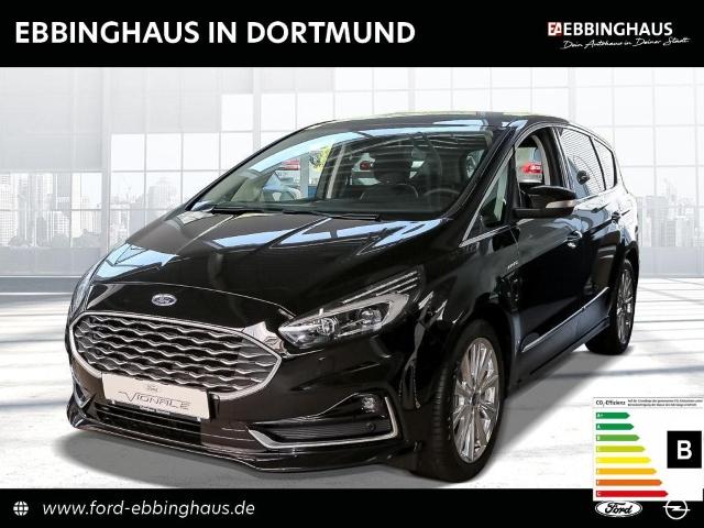 Ford S-Max Vignale EU6d-T PANO STANDHZG LED SITZKÜHL, Jahr 2019, Diesel