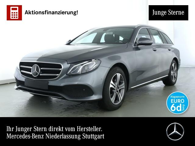 Mercedes-Benz E 200 d T Avantgarde Stdhzg Distr. LED AHK Kamera, Jahr 2019, Diesel