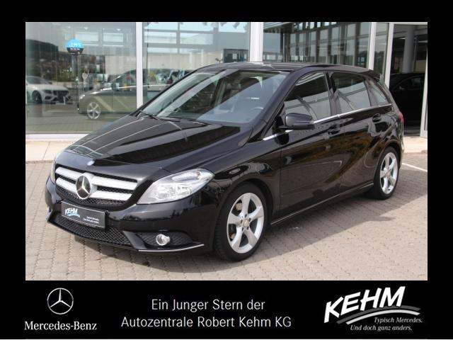 """Mercedes-Benz B 200 CDI +SPORT-PAKET+Parkass.+AHK+17""""LMR+Klima, Jahr 2012, diesel"""