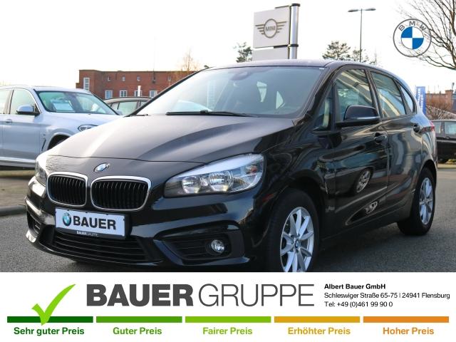 BMW 216 Active Tourer i Advantage Keyless LED-hinten LED-Tagfahrlicht Multif.Lenkrad RDC, Jahr 2017, Benzin