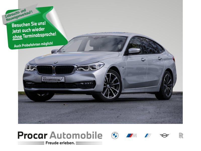 BMW 630d Gran Turismo Sport Line Head-Up HiFi LED, Jahr 2017, Diesel