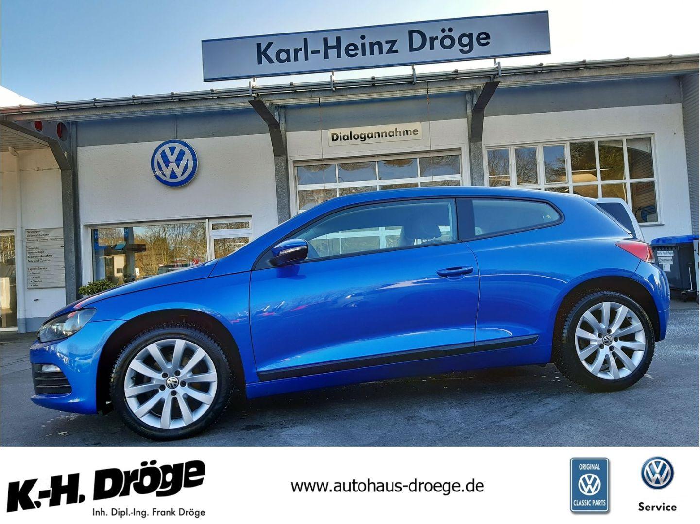 Volkswagen Scirocco Sport 1.4 TSI PDC Climatronic Winterpak, Jahr 2012, Benzin