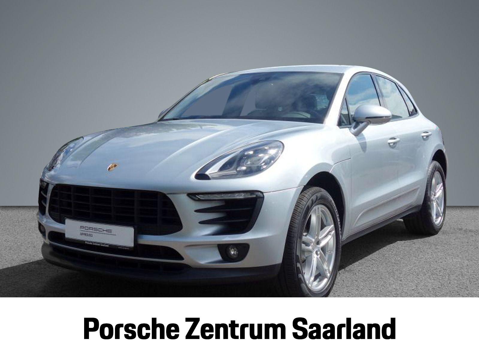 Porsche Macan Multifunktion,Leder, Jahr 2017, Benzin