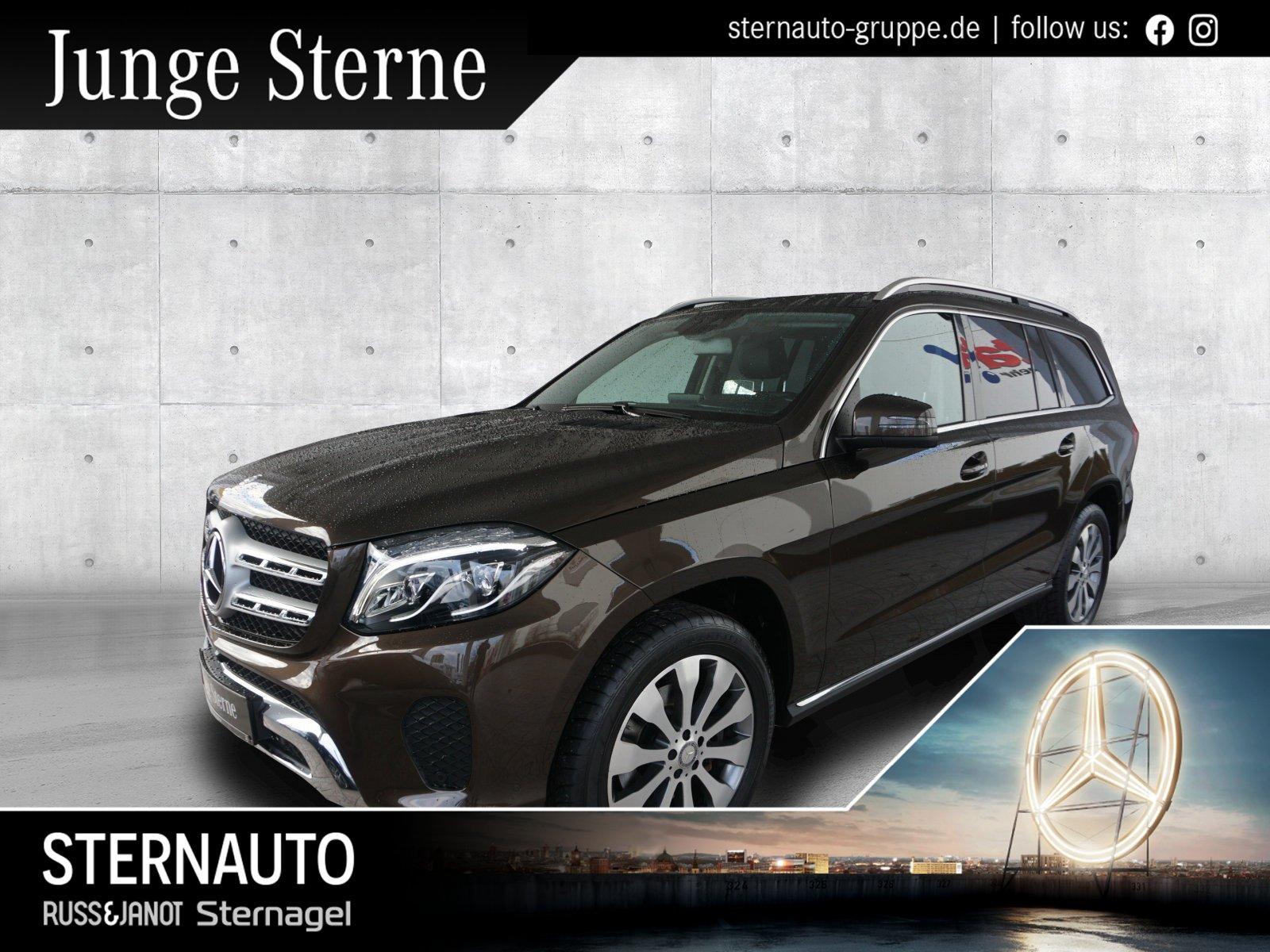 Mercedes-Benz GLS 350 d 4M COMAND/Pano.-Dach/360°-Kamera/ILS, Jahr 2016, Diesel