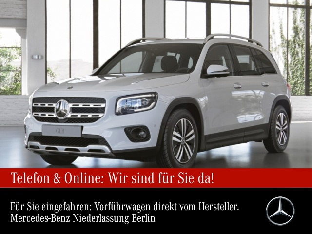 Mercedes-Benz GLB 200 LED Laderaump Spurhalt-Ass PTS 7G-DCT Temp, Jahr 2020, Benzin