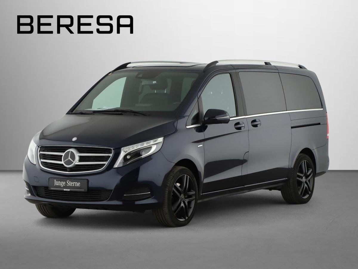 Mercedes-Benz V 250 BT AV L Fahrassist., Jahr 2016, Diesel