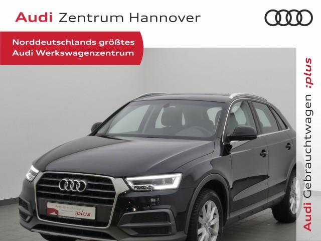 Audi Q3 1.4 TFSI design LED Navi Leder SHZ, Jahr 2017, Benzin