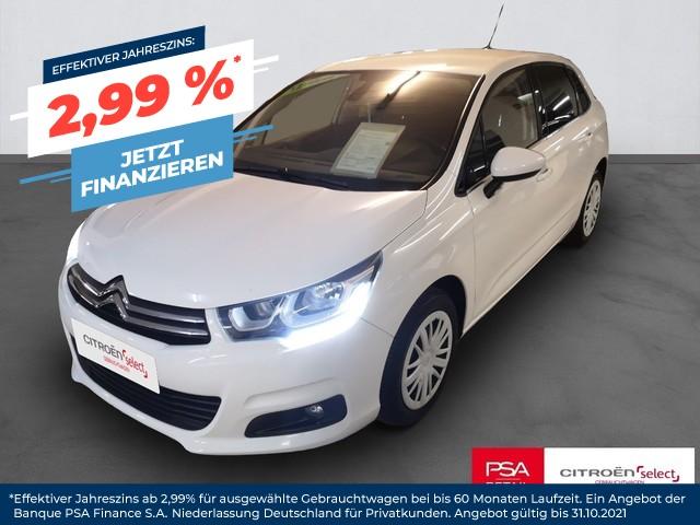 Citroën C4 PureTech 130 Stop & Start Selection, Jahr 2017, Benzin