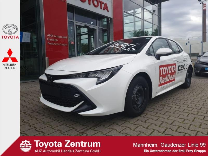 Toyota Corolla 1.2 Turbo, 5-türig, Jahr 2019, petrol