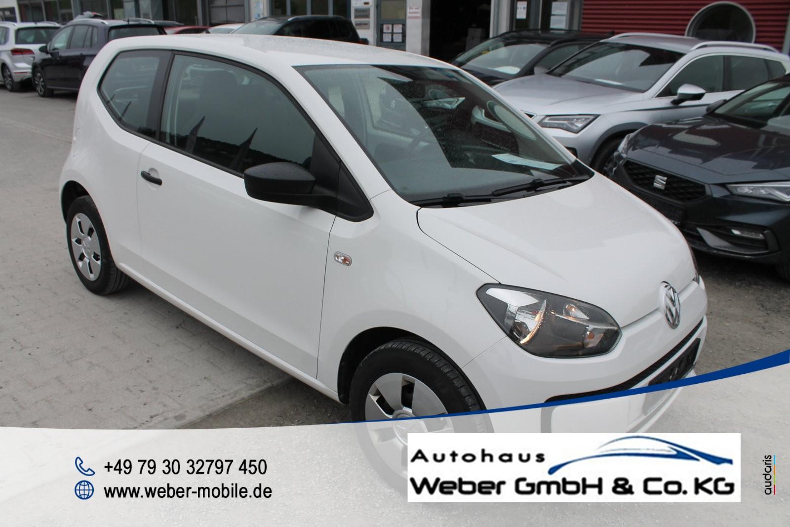 Volkswagen up! 1.0 *take up!*3-türig*Radio*Tagfahrlicht*Klima*, Jahr 2016, Benzin