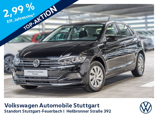 Volkswagen Polo 1.0 TSI Comfortline Klima, Jahr 2018, Benzin