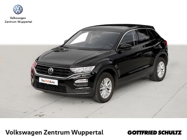 Volkswagen T-Roc 1,0 TSI NAVI KLIMA LM ZV E-FENTSER, Jahr 2018, Benzin