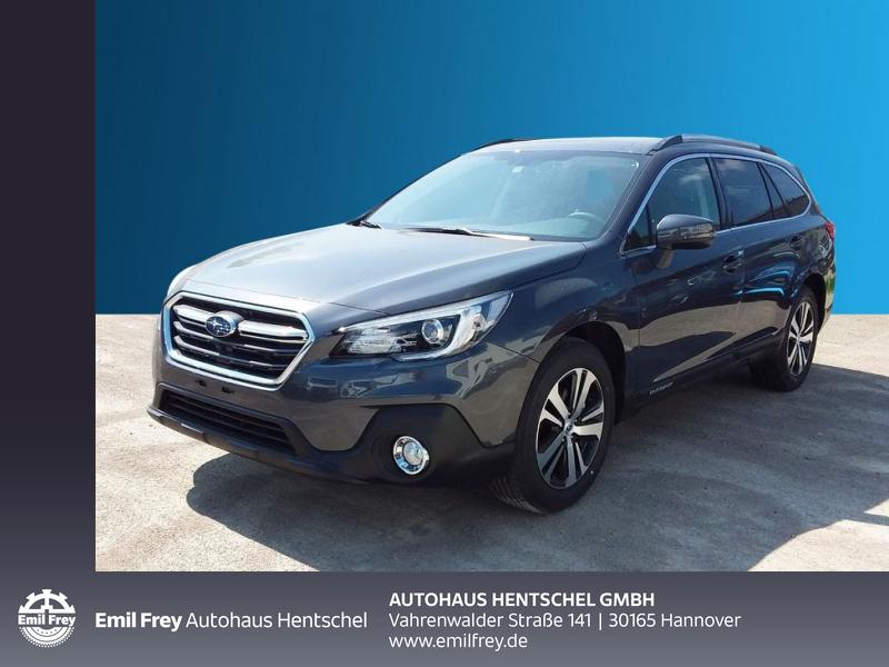 Subaru Outback 2.5i Sport, Leder braun, Jahr 2020, Benzin