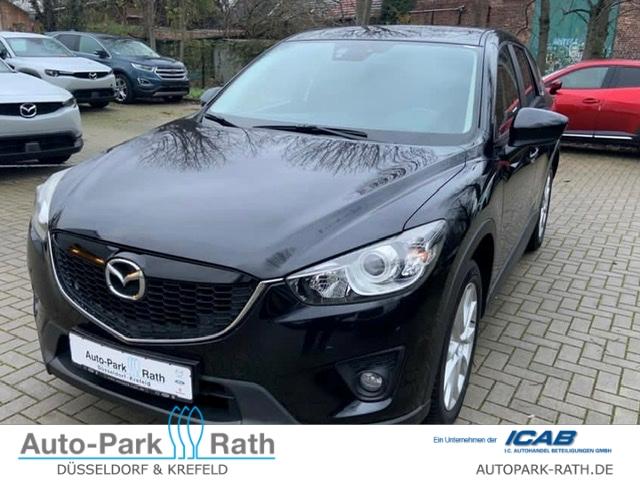 Mazda CX-5 G160 Sports-Line*AWD*Navi*Leder*Bose*, Jahr 2013, Benzin