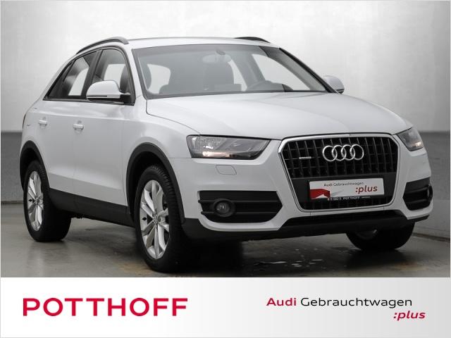Audi Q3 2.0 TDi q. AHK Sitzhzg Bluetooth Klima, Jahr 2013, diesel