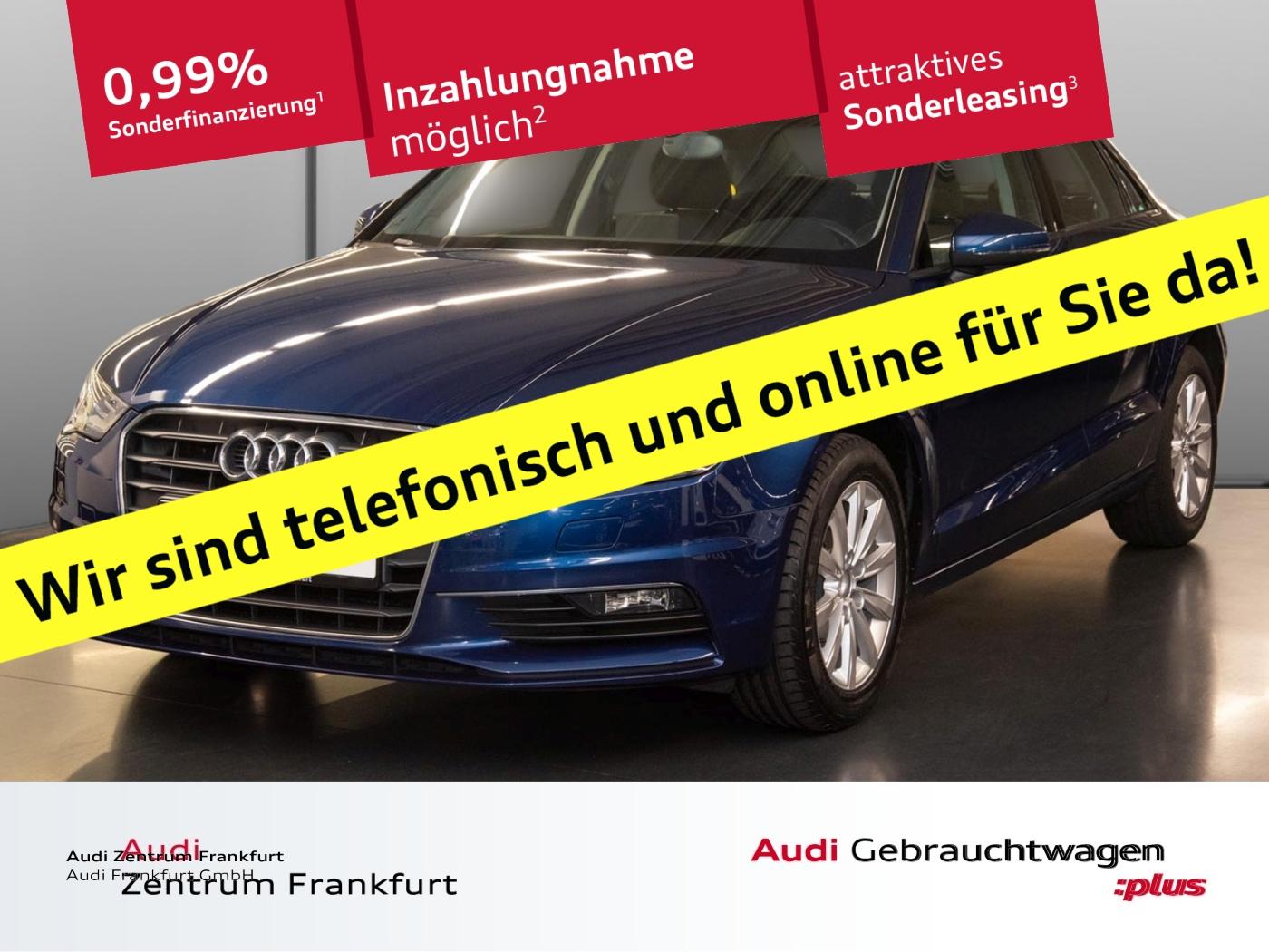 Audi A3 Limousine 1.4 TFSI Xenon PDC Tempomat Bluetoo, Jahr 2015, Benzin