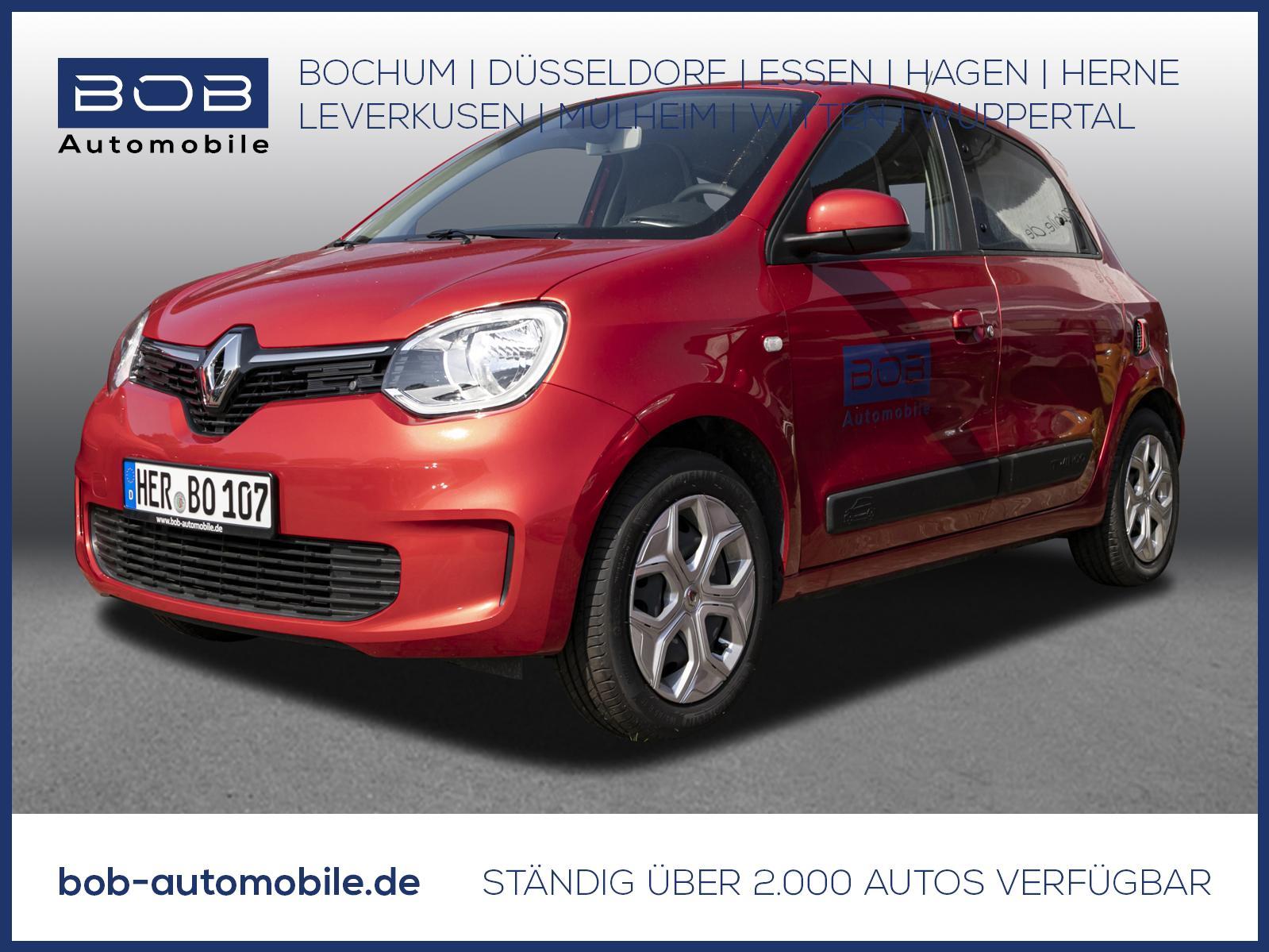 Renault Twingo LIMITED SCe 65 KLIMA Easy-Link PDC, Jahr 2021, Benzin