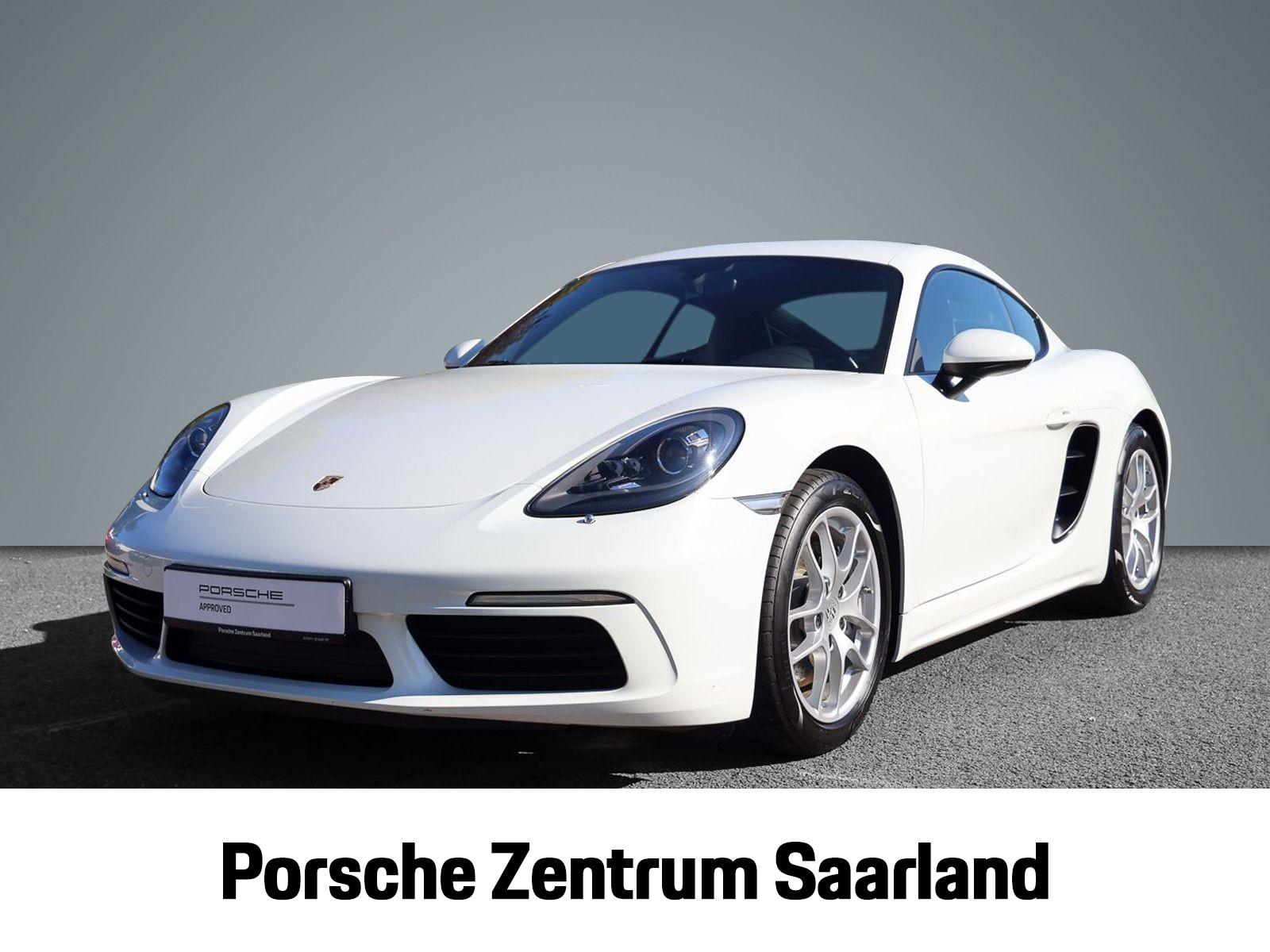 Porsche Cayman 718 PCM, Leder, Xenon, Jahr 2018, Benzin