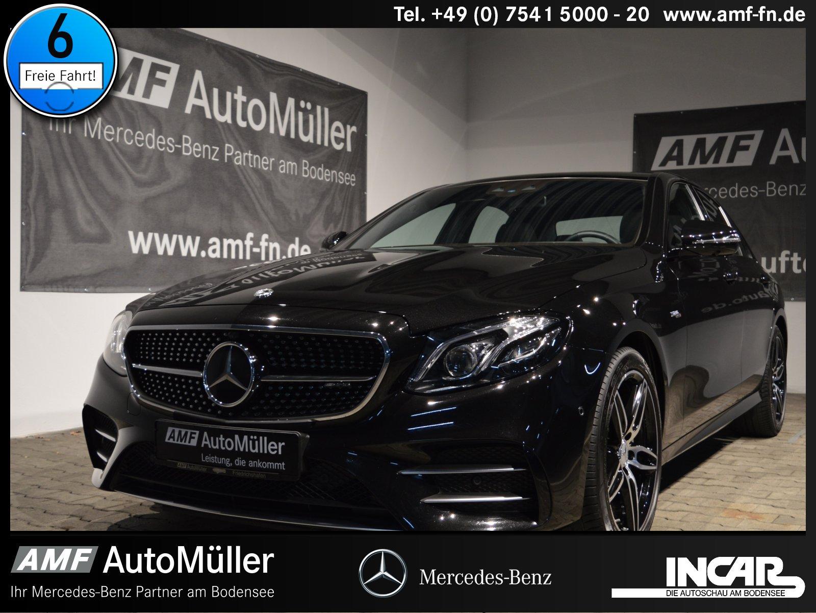 Mercedes-Benz Mercedes-AMG E 53 4M+ PANO+COMAND+360°+DISTRO+, Jahr 2020, Benzin