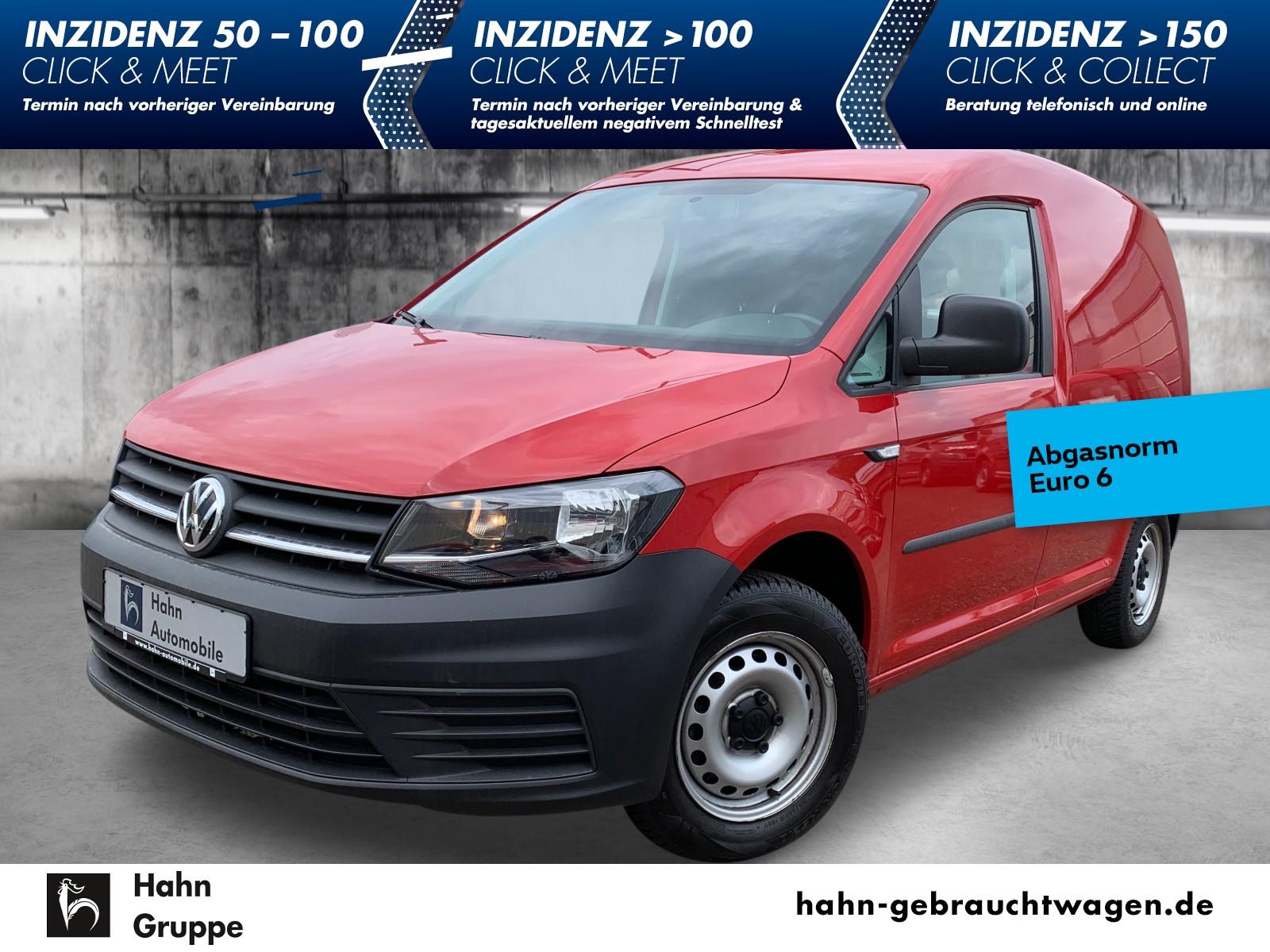 Volkswagen Caddy 1.2TSI Kasten Klimaanalge, Jahr 2017, Benzin