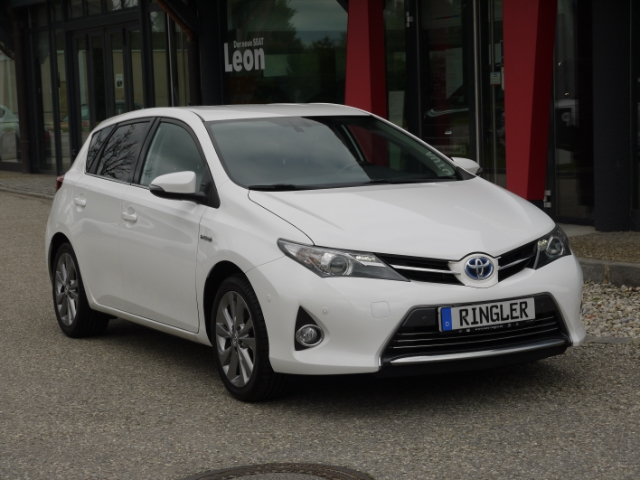 Toyota Auris Hybrid Life 1.8 Keyless Rückfahrkam. LED-Tagfahrlicht Multif.Lenkrad Knieairbag, Jahr 2014, Hybrid