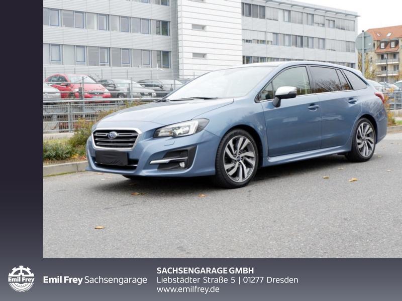 Subaru Levorg 2.0 CVT Exclusive Leder NAVI abnehmb. AHK, Jahr 2019, Benzin