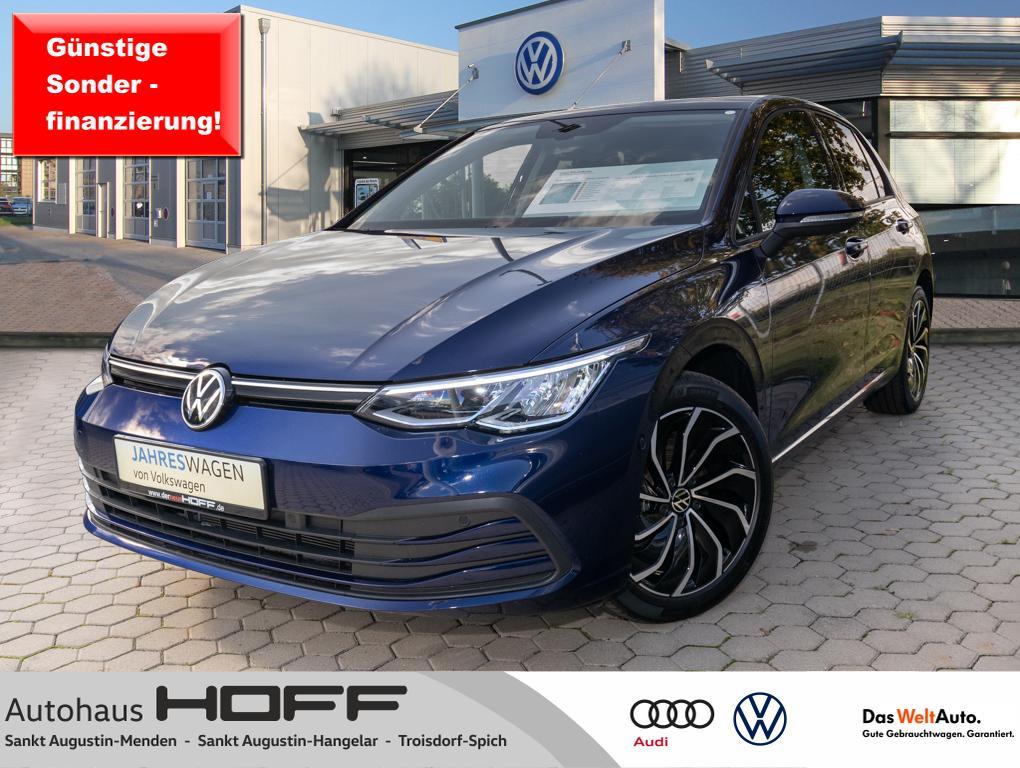 Volkswagen Golf VIII 2.0 TDI Life 17Alu Kamera Navi, Jahr 2020, Diesel