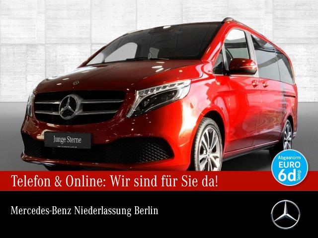 Mercedes-Benz V 220 d lang Edition Stdhzg Sportpak ILS LED Navi, Jahr 2019, Diesel