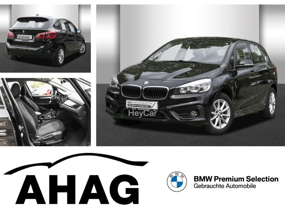 BMW 216 Active Tourer Advantage PDC Sitzhzg, Jahr 2018, Diesel