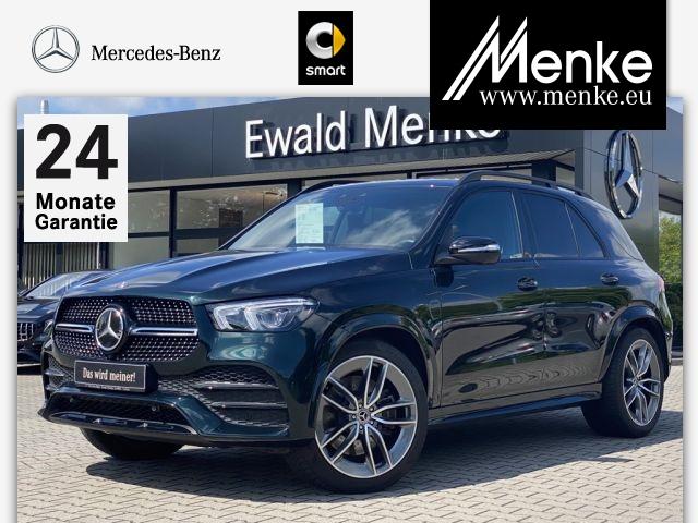 Mercedes-Benz GLE 450 4M AMG Night,Burm,Fahrassist,360,Airma, Jahr 2020, Benzin