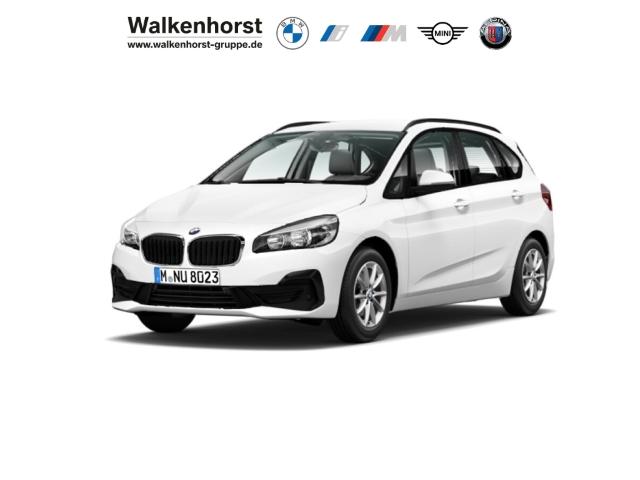 BMW 216 Active Tourer i Advantage EU6d-T Klima Keyless Rückfahrkam., Jahr 2018, Benzin