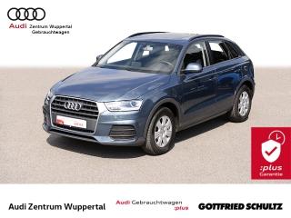 Audi Q3 2.0TDI PANO DAB BOSE XEN GRA NAVI SHZ PDC FSE B, Jahr 2016, Diesel