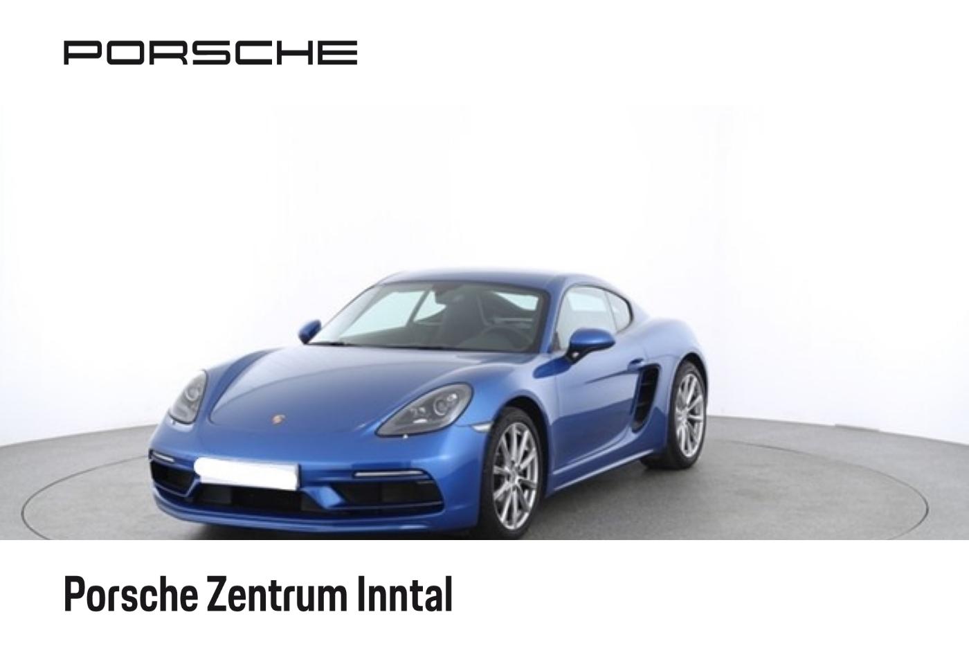 Porsche Cayman (718) | 19-Zoll Boxster S Räder |, Jahr 2018, Benzin