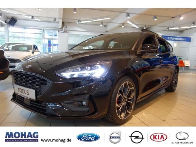 Ford Focus ST-Line *Navi-Klima-LED-RFK-WinterPaket-PDCv+h*, Jahr 2020, Benzin