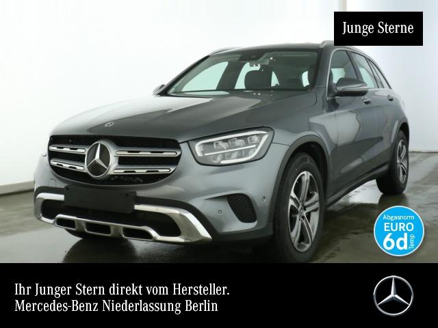 Mercedes-Benz GLC 200 d 4M AMG Distr. LED Spurhalt-Ass SpurPak, Jahr 2019, Diesel