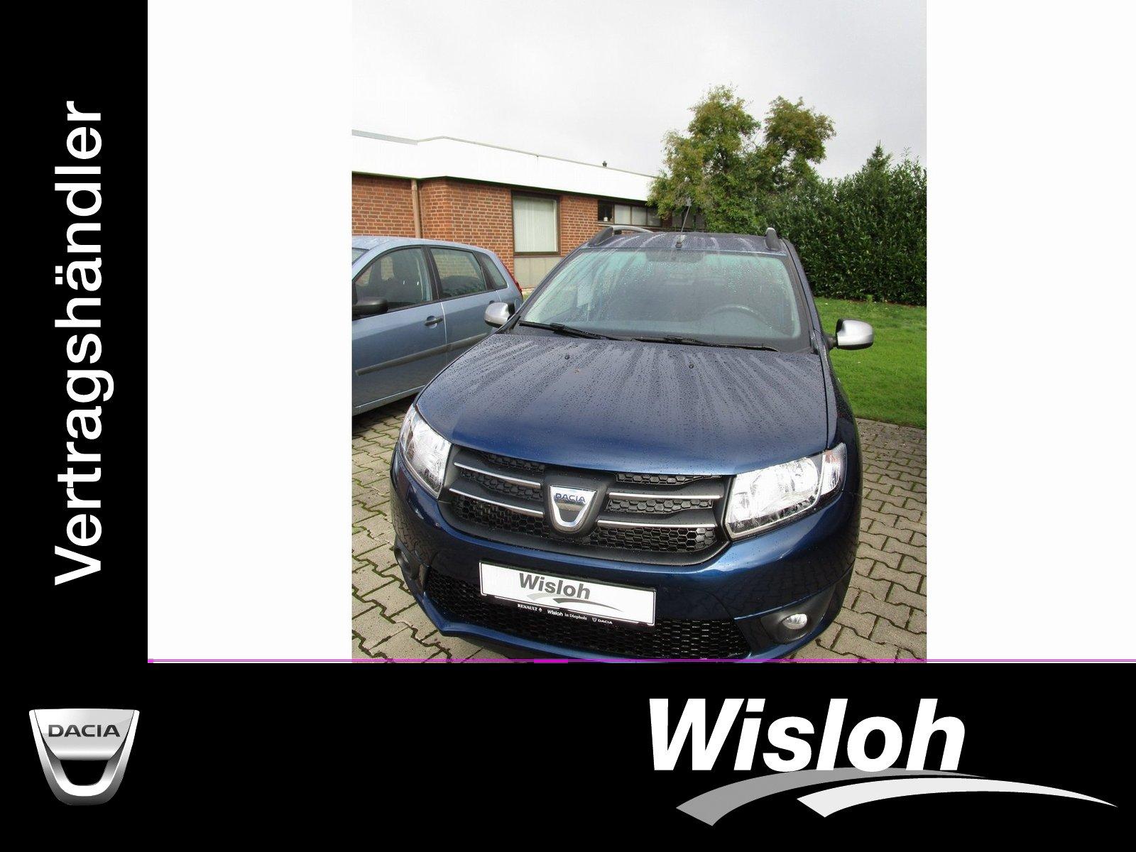 Dacia Logan II 1.5 dCi 90 MCV*Celebr.Klima*NAVI*PDC*, Jahr 2015, Diesel
