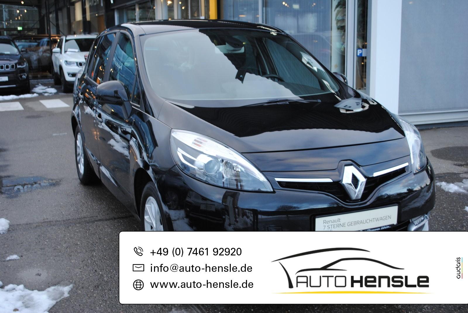 Renault Scenic III Limited DELUXE, Jahr 2015, Benzin