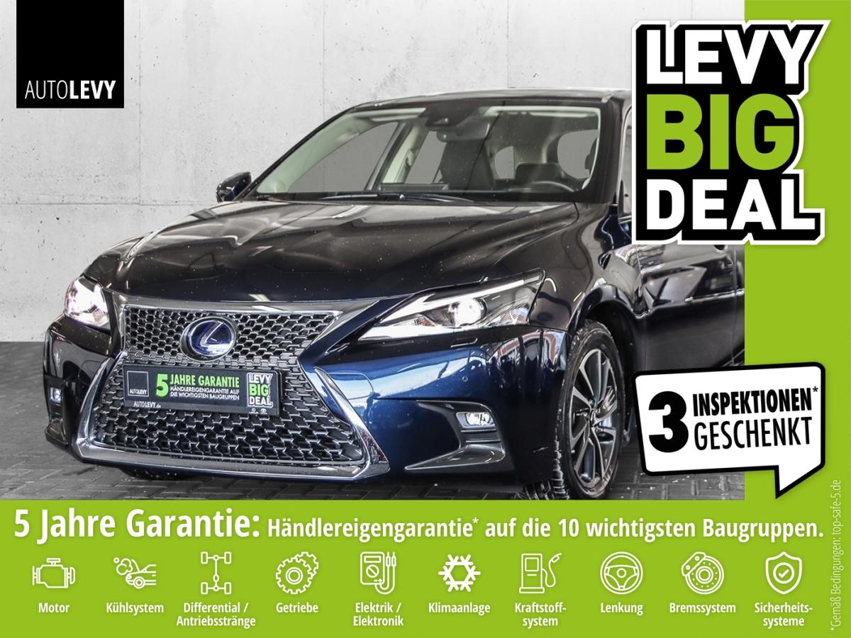 Lexus CT 200h Executive Line *Navi*Sitzheizung*Safety-, Jahr 2019, Hybrid