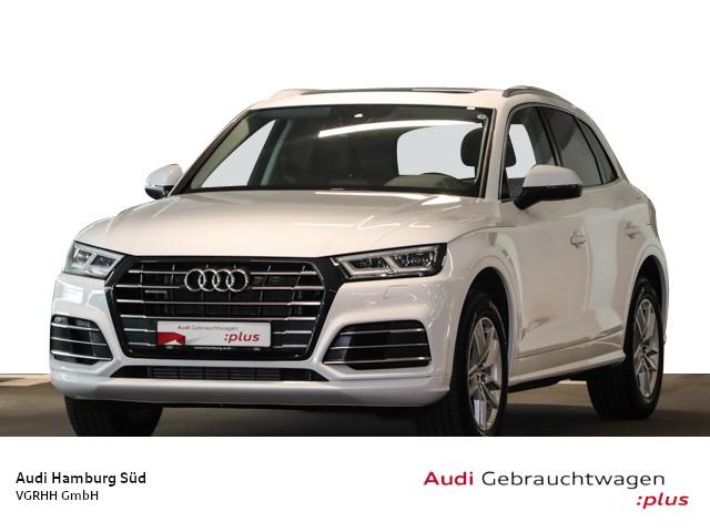 Audi Q5 55 TFSI e sport quattro S tronic S line NAVI/PANO/KAMERA, Jahr 2020, Hybrid